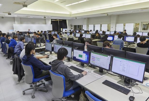 情報処理工学科